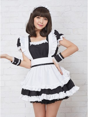 Coffee House Cute Cosplay Maid Costume