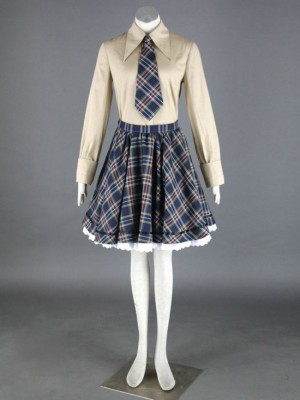 Girls School Uniform Lolita Costume