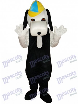 Loisirs Snoopy Dog mascotte Costume adulte Animal