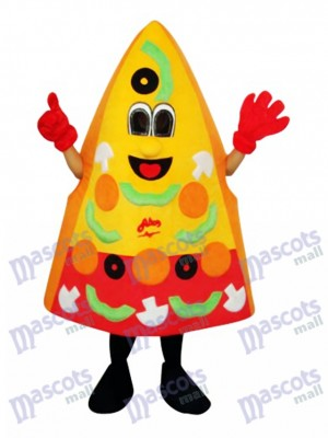 Pizza Mascotte Costume adulte Nourriture
