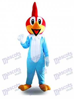 Drôle de canard Cartoon mascotte Costume adulte Animal