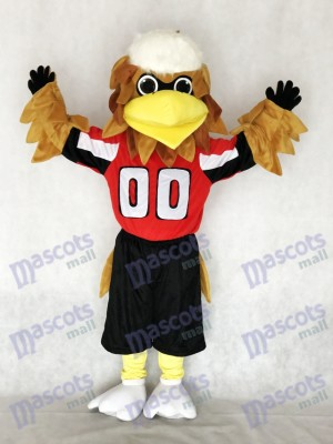 Adulte Nouveau Atlanta Falcons Freddie Falcon Mascotte Costume Animal