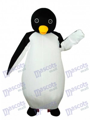 Big Penguin Mascotte Adulte Costume Drôle Océan