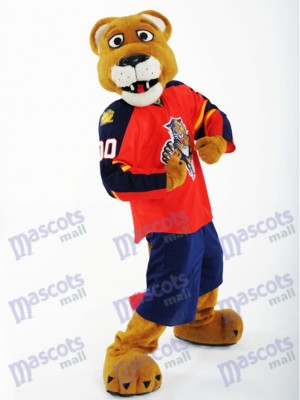 Stanley C. Panther de Florida Panthers Mascotte Costume Animal