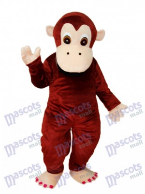 Mascotte de gorille Costume adulte Animal