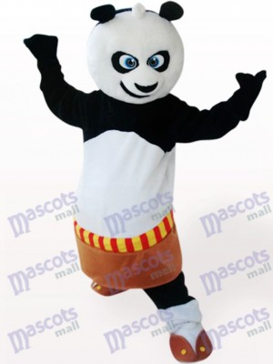 Kungfu Panda Animal Mascotte Adulte Costume Drôle