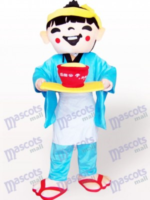 Costume de mascotte adulte Fukada Doll Cartoon