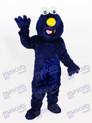 Costume de mascotte adulte Cookie Monster