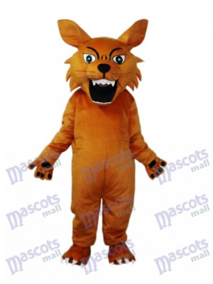Petit tigre Roi Mascotte Adulte Costume Animal
