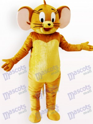 Costume de mascotte adulte Jerry Mouse