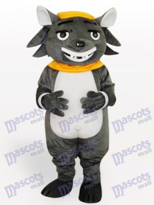 Big Big Wolf Costume de mascotte adulte animal