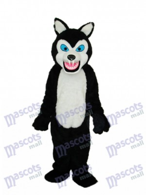 Mince Dents Loup Mascotte Costume Animal