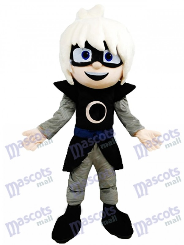 Pyjamasques PJ Masks Luna Girl Costume de mascotte de dessin animé