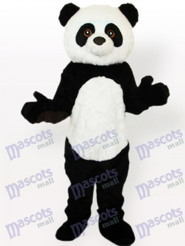 Panda Animal Mascotte Adulte Funny Costume Type D
