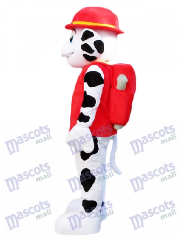Paw Patrol Marshall chien dalmatien mascotte Costume Cartoon Anime